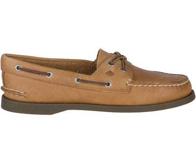 Sperry Women's Authentic Original Leather Boat Shoe (Wide)