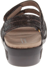 ARAVON KERI SANDAL BROWN