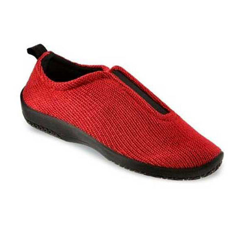 ARCOPEDICO ES SLIP ON SHOE RED 1171
