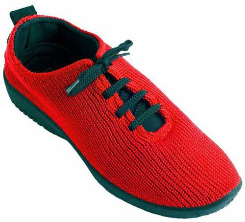 ARCOPEDICO LS LACED SHOE RED 1151