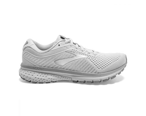 BROOKS GHOST ALLO/OYSTR/WHITE RUNNING SHOE