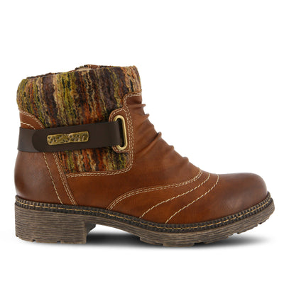 SPRING STEP CITRINE BOOT - Brandy`s shoes