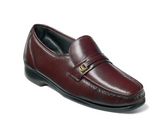 MILANO MOC TOE BIT LOAFER - Brandy`s shoes