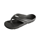 DIA-FOOT FLIP FLOP BLACK (PURE STRIDE)