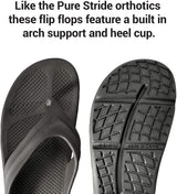 DIA-FOOT FLIP FLOP NAVY (PURE STRIDE)