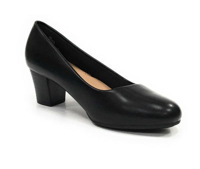 Women's Pierre Dumas Karin-1 Mid-Heel Working Pump