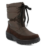 Women's SPRING STEP LUCERNE BOOT - Brandy`s shoes
