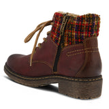 SPRING STEP MARYLEE BOOT - Brandy`s shoes