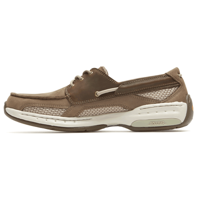 Men's CAPTAIN BOAT SHOE by Dunham Brown