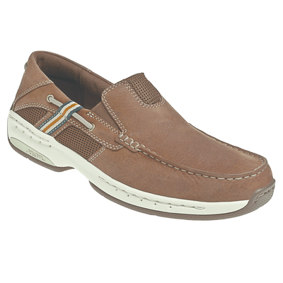 Men's WINDWARD SLIP-ON Slip on by Dunham - Brandy`s shoes