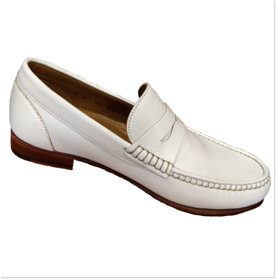 Florsheim Beaufort White