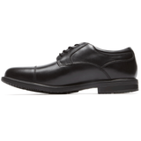 Men's Essential Details II Cap Toe by Rockport - Brandy`s shoes