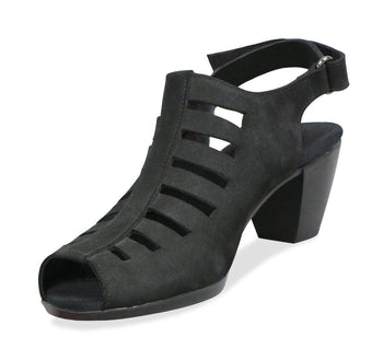 Women's Munro Abby Black Sandals
