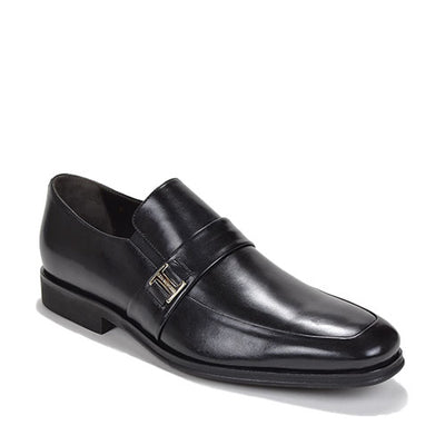Men's ADELIO MONK-STRAP SLIP-ON By Brunomagl Black