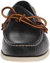 Men's Sperry Top-Sider A/O 1 Eye Navy Boat Shoes