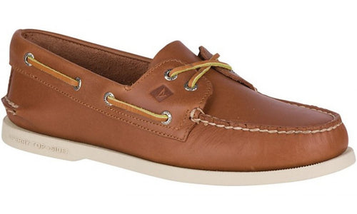 Men's Sperry Top-Sider A/O Tan Boat Shoes