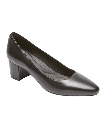 Women's Rockport Caden Black Dress Pump