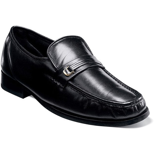 Men's Florsheim Dancer Black Loafers