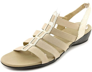Women's Munro Darian Natural Sandal