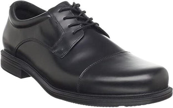 Men's Rockport Editorial Black Office Oxford