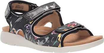 brandysshoes.com-floral sandals-rockport