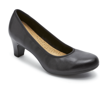 Women's Rockport Hezra Black Dress Pump