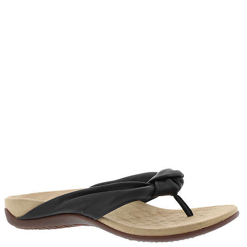 Women's Vionic Sandal with Orthaheel Pippa - Brandy`s shoes