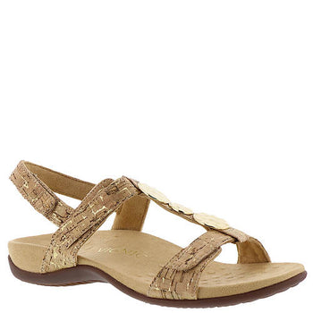 Women's Vionic Sandal with Orthaheel FARRA - Brandy`s shoes
