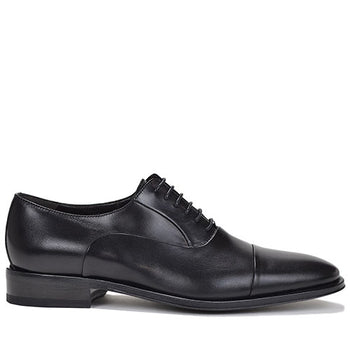Men's Dress Shoes MAIOCO OXFORD By Brunomagli - Brandy`s shoes