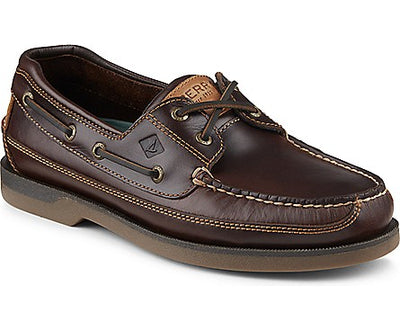 Men's Mako 2-Eye Canoe Moc Boat Shoe Mako
