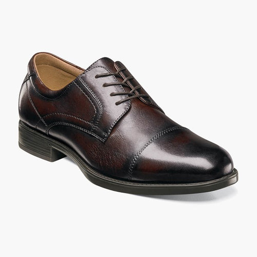 Men's Florsheim Midtown Cap Toe Brown