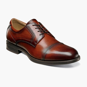 Men's Florsheim Midtown Cap Toe Cognac