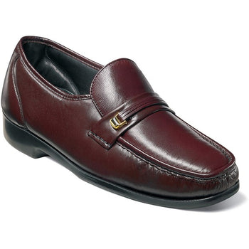 Men's Florsheim Milano Burgundy Loafers