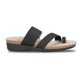 Women's Munro Aries Black Sandal