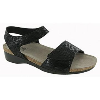 Women's Munro Catelyn Black Sandals