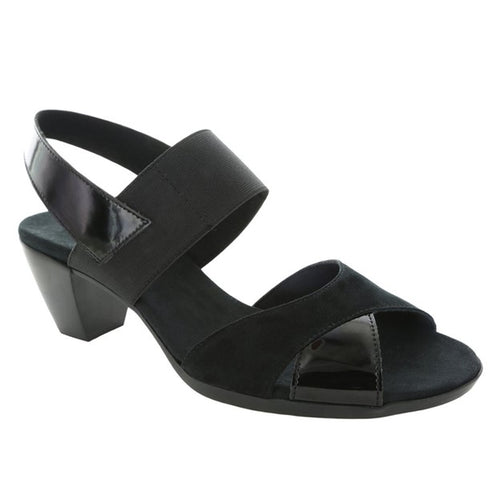 Women's Munro Darling Black Combo Sandal