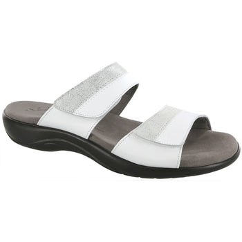 NUDU SLIDE WHITE