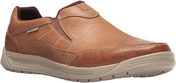 Men's Rockport Randle Tan Slip-On