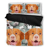 Nova Scotia Duck Tolling Retriever Bedding Set-Free Shipping