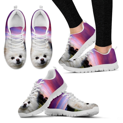 Pomeranian Dog Running Shoes(Men/Women)-3D Print-Free Shipping-Paww-Printz-Merchandise