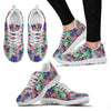 Cats Group Christmas Print Running Shoes For Women-Free Shipping-Paww-Printz-Merchandise