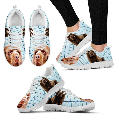 Sussex Spaniel Running Shoes For Women-Free Shipping-Paww-Printz-Merchandise