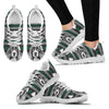 English Springer Spaniel Christmas Print Running Shoes For Women-Free Shipping-Paww-Printz-Merchandise