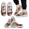 Shih Tzu-Dog Running Shoes For Men-Free Shipping Limited Edition-Paww-Printz-Merchandise