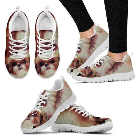 Shih Tzu-Dog Running Shoes For Women-Free Shipping-Paww-Printz-Merchandise