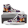 Hungry Cat-Women's Canvas Shoes-Free Shipping-Paww-Printz-Merchandise