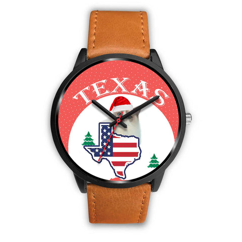 Ragdoll Cat Texas Christmas Special Wrist Watch-Free Shipping
