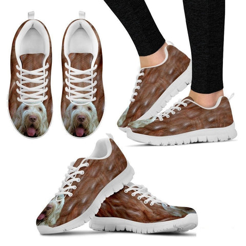 Spinone Italiano Dog Running Shoes For Women-Free Shipping-Paww-Printz-Merchandise