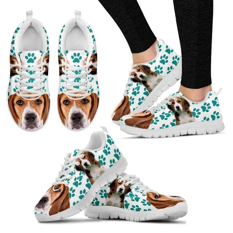 Harrier-Dog Running Shoes For Women-Free Shipping-Paww-Printz-Merchandise