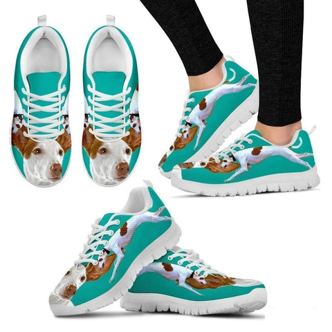 Ibizan Hound-Dog Running Shoes For Women-Free Shipping-Paww-Printz-Merchandise